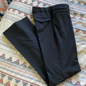Gap, modern boot pant, 4 long